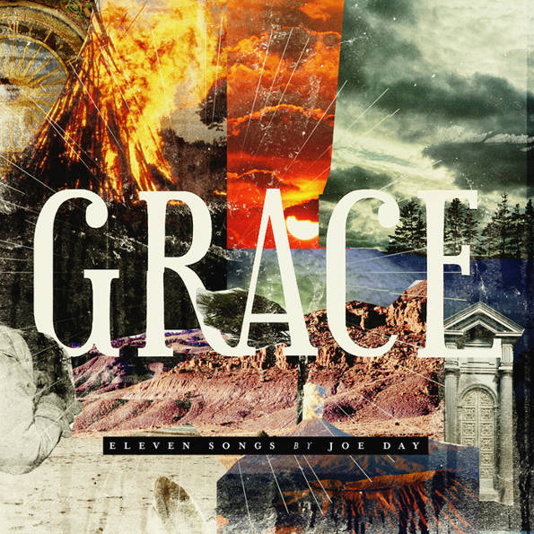 "The album cover for Joe Day's ""Grace"""