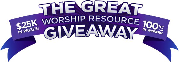 Proclaim Online's Great Worship Resource Giveaway Logo